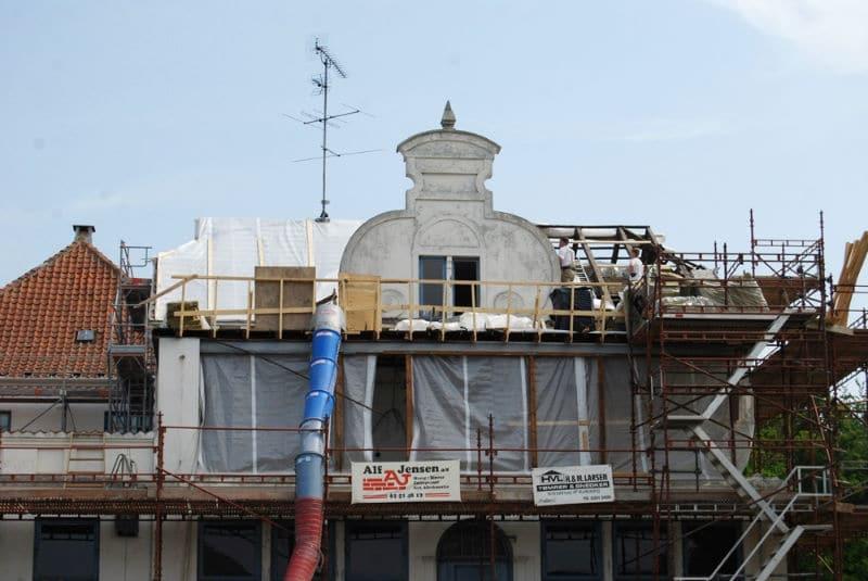 Renovering Rudkøbing og Langeland