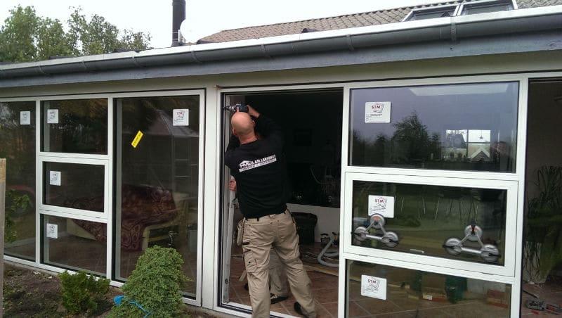 Montering af vinduer og døre